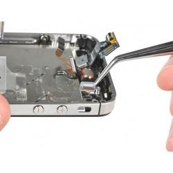 iPhone 4S Lydløs Knap Udskiftning