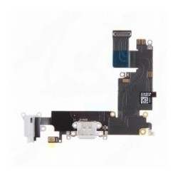 Charging Dock Flex Cable for iPhone 6 Plus Grå