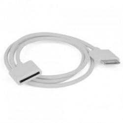 iPod / iPhone / iPad - forlængerkabel - Hvid