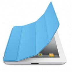 iPad 2 Smart Cover Polyurethane MC942ZM/A - Blue