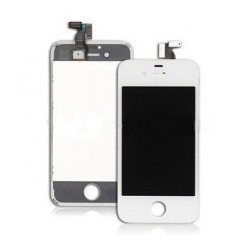 iPhone 4S LCD touchpanel Grade A++ (Hvid)