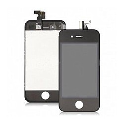iPhone 4S LCD touchpanel Grade A++ (Sort)