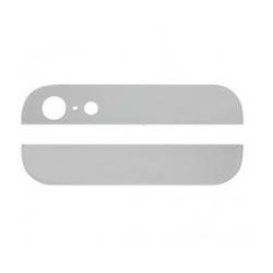 Backcover Glass til iPhone 5 (Sort)