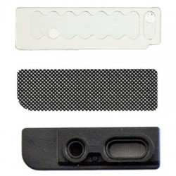 Earpiece Anti-Dust Mesh med Bracket til iPhone 5