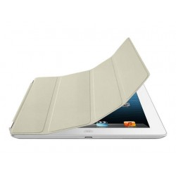 iPad 2/3/4 Smart Cover Læder MC952ZM/A - Cream
