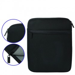 Sleeve Soft Etui til iPad / iPad 2 / iPad 3 / iPad 4 (Sort)