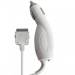 Car Charger Adapter til  iPhone / iPod