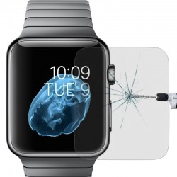 Apple Watch 42mm LOPURS Beskyttelsesglas 2.5D 9H
