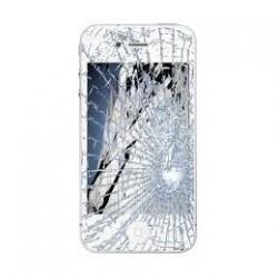 Udskiftning af iPhone 4S LCD Display inkl. Touch Skærm (Hvid)
