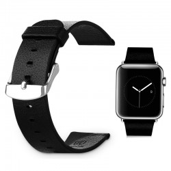 Baseus Classic Buckle Genuine Leather Watchband til Apple Watch 38mm