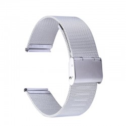 Milanese Classic Buckle Stainless Steel Watchband Replacement til Apple Watch 42 mm