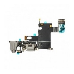 Charge Dock Flex Cable til iPhone 6 (Grå)
