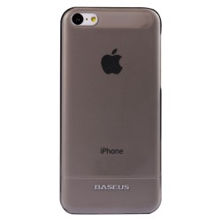 iPhone 5C  Baseus Ultra-Thin Case (Sort)
