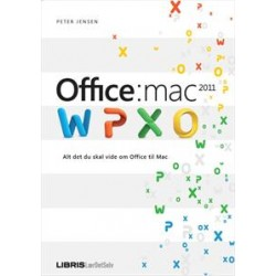 Office : Mac 2011 af Peter Jensen