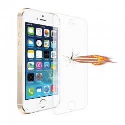 iPhone SE/5S/5C/5 Beskyttelsesglas Farverigt Klar