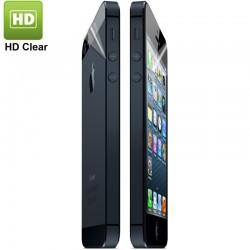 iPhone 5 HD Klar Skærmbeskyttelses folie/film