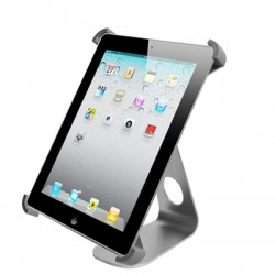 Aluminum Stand Holder for iPad 2, Support 360 Graders Rotation