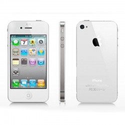 Apple iPhone 4 32GB (Hvid) - Grade B