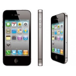 Apple iPhone 4S 16GB (Sort) - Grade B