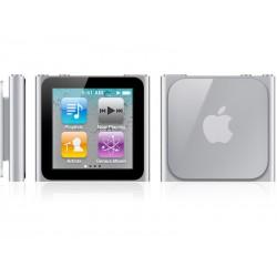 Apple iPod nano 6th Generation Silver (8 GB) (MC525LL/A)