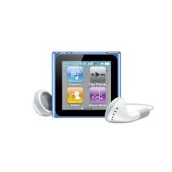 Apple iPod nano 6th Generation Blue (8 GB) (MC525LL/A)
