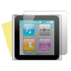 Frosted Anti Glare Screen Protector for iPod Nano 6