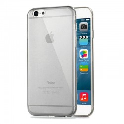 iPhone 6S / 6 Zero Series TPU Cover / 0.3mm tynd (Sort)