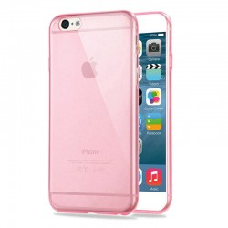 iPhone 6S / 6 Zero Series TPU Cover / 0.3mm tynd (Pink)
