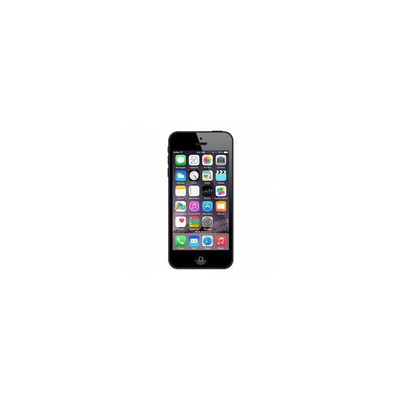 Apple Iphone 5 16gb Sort Incl Lader Og Headset Brugt Grade B