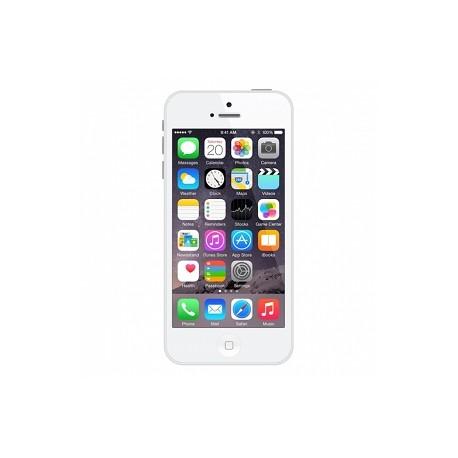 Apple Iphone 5 32gb Hvid Incl Lader Og Headset Brugt Grade B