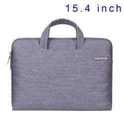"Grå Cartinoe Jean Series Bærbar Taske til MacBook Pro 15.4"", Størrelse: 39 x 27cm"