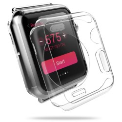 HOCO Ultra-slim Transparent Soft TPU Case for Apple Watch 38mm