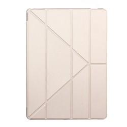 "Origami Stand Læder Cover til iPad Pro 12.9"" - Guld"