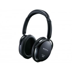 SONY MDR-NC500D DIGITAL NOISE CANCELLING HEADPHONES + FREE TRAVE