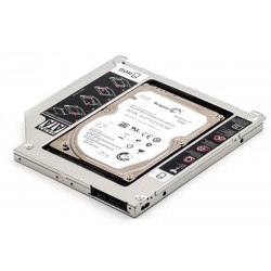 """Opgradering til SSD 240GB/2,5"""" inkl. montering og installation OS X"""