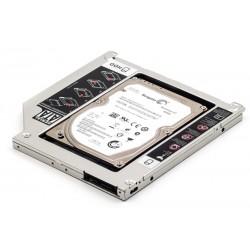 """Opgradering til SSD 250GB/2,5"""" inkl. montering og installation OS X"""