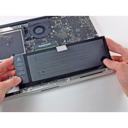 """Udskiftning af Batteri på MacBook Pro 15"""""""