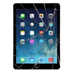 iPad Air 2 LCD + Touch Skærm Udskiftning - Sort