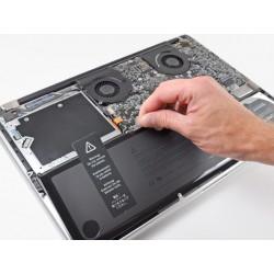 """Udskiftning af Batteri på MacBook Pro 17"""""""