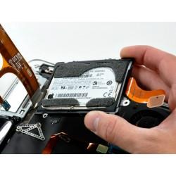 Udskiftning af Harddisk 120GB inkl. installation