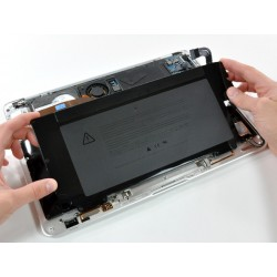 Udskiftning af Batteri