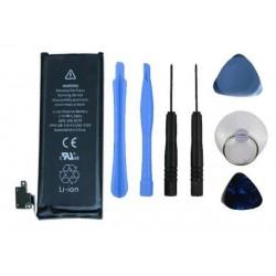 iPhone 4S 3.7V 1420mAh batteri - Grade A+