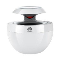 HUAWEI Swan Touchable 3D Lyd Bluetooth Højtaler med Mikrofon AM08 - Hvid