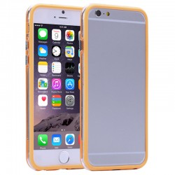 Apple iPhone 6S 6 TPU Bumper Orange