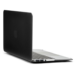 "Apple MacBook Air 13,3"" LENTION Sand Series Mat Plastik Case Sort"