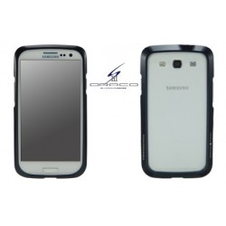 DRACO S3 ALUMINUM BUMPER for Samsung Galaxy S3-THUNDER BLUE