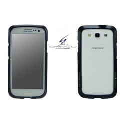 DRACO S3 ALUMINUM BUMPER for Samsung Galaxy S3-MIDNIGHT BLUE
