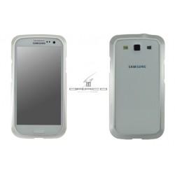 DRACO S3 ALUMINUM BUMPER til Samsung Galaxy S3-ASTRO SILVER
