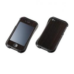 WOODEN PLATE for iPhone 4/4S-ROSEWOOD