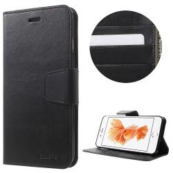 Apple iPhone 7 Plus MERCURY GOOSPERY Sonata Diary Læder Etui Sort